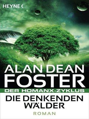 cover image of Die denkenden Wälder