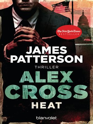 cover image of Heat--Alex Cross 15 -
