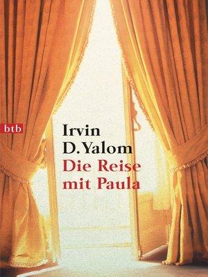 cover image of Die Reise mit Paula