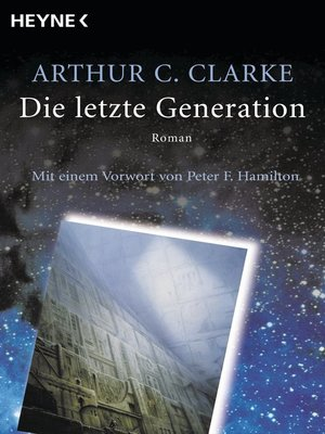 cover image of Die letzte Generation