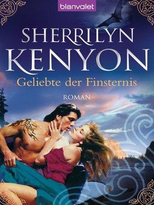 cover image of Geliebte der Finsternis