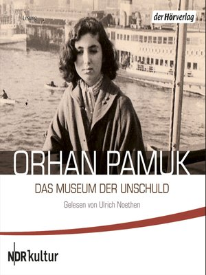 cover image of Das Museum der Unschuld
