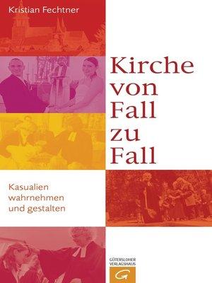 cover image of Kirche von Fall zu Fall