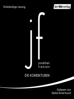 cover image of Die Korrekturen