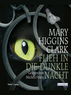 cover image of Flieh in die dunkle Nacht