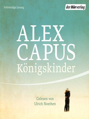 cover image of Königskinder