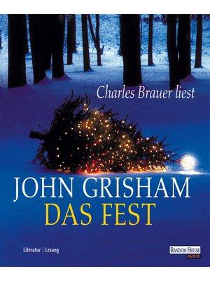 cover image of Das Fest