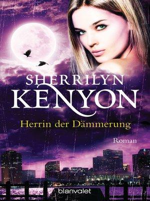 cover image of Herrin der Dämmerung