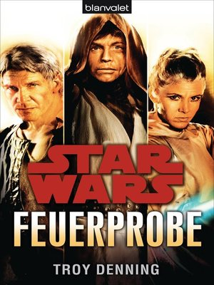 cover image of Star Wars<sup>TM</sup> Feuerprobe