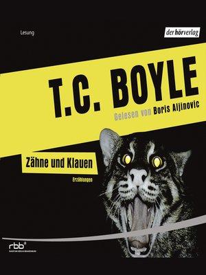 cover image of Zähne und Klauen