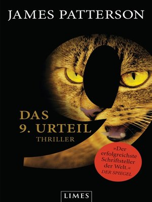 cover image of Das 9. Urteil--Women's Murder Club -