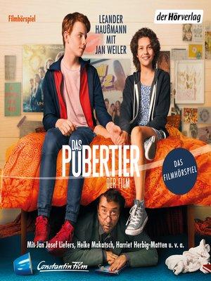 cover image of Das Pubertier