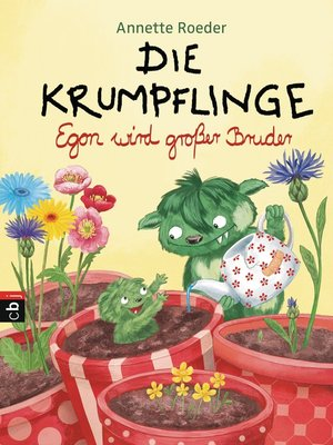 cover image of Die Krumpflinge--Egon wird großer Bruder