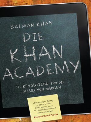 cover image of Die Khan-Academy