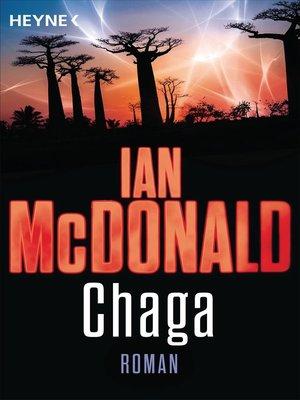 cover image of Chaga oder das Ufer der Evolution