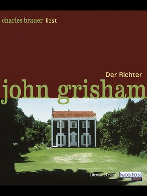 cover image of Der Richter