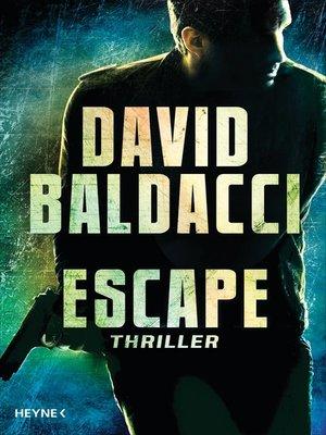 david baldacci the escape epub
