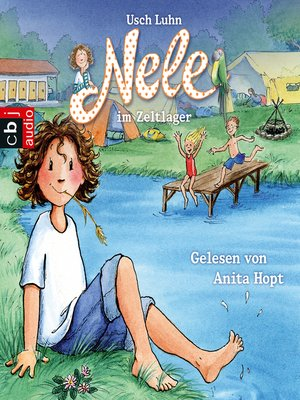 cover image of Nele im Zeltlager