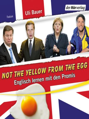 cover image of Not the yellow from the egg