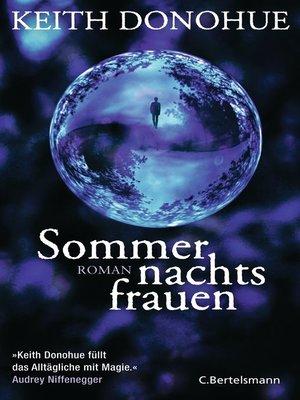 cover image of Sommernachtsfrauen