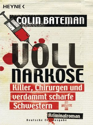 cover image of Vollnarkose