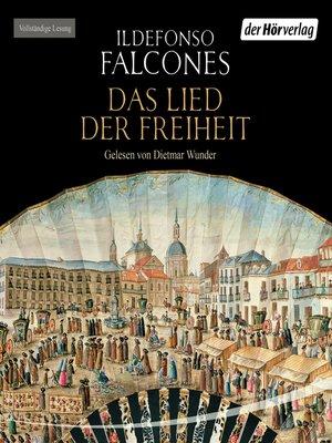 cover image of Das Lied der Freiheit