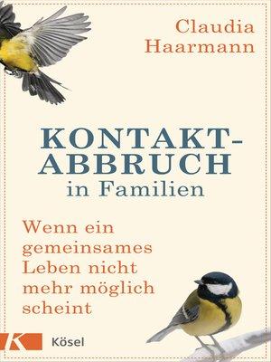 cover image of Kontaktabbruch in Familien