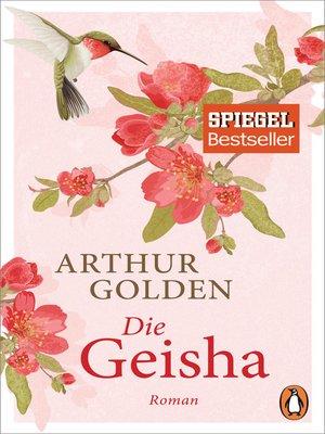 cover image of Die Geisha