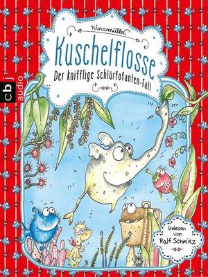 cover image of Der knifflige Schlürfofanten-Fall