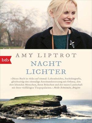 cover image of Nachtlichter