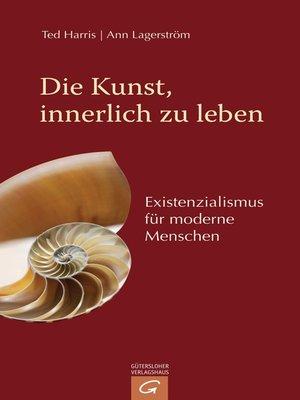 cover image of Die Kunst, innerlich zu leben