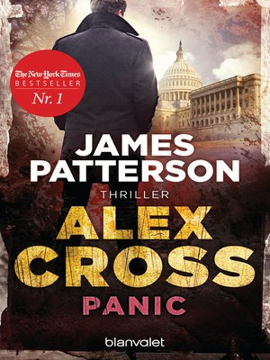 cover image of Panic--Alex Cross 23