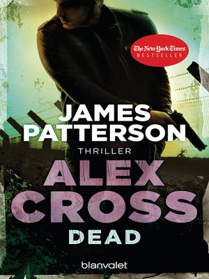 cover image of Dead--Alex Cross 13 -