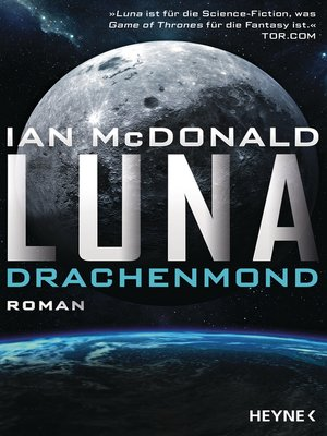 cover image of Luna – Drachenmond