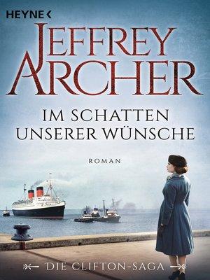 cover image of Im Schatten unserer Wünsche