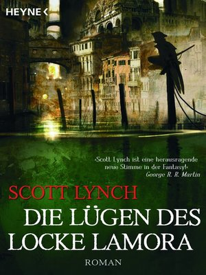 cover image of Die Lügen des Locke Lamora