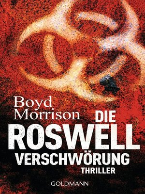 cover image of Die Roswell Verschwörung