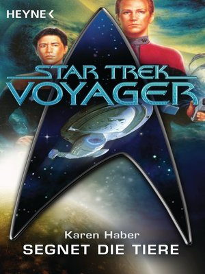 cover image of Star Trek--Voyager