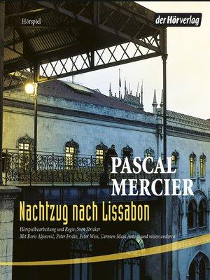 cover image of Nachtzug nach Lissabon