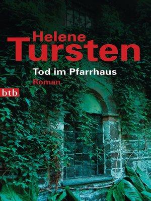 cover image of Tod im Pfarrhaus