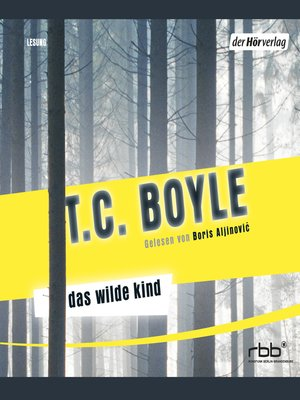 cover image of Das wilde Kind