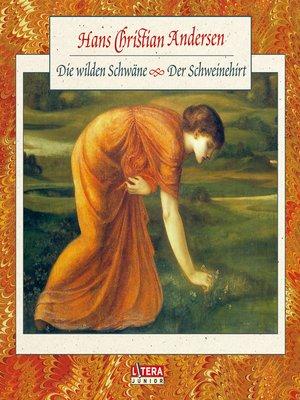 cover image of Die wilden Schwäne / Der Schweinehirt
