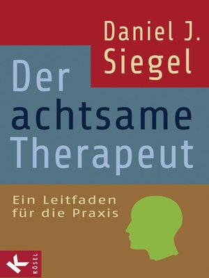 cover image of Der achtsame Therapeut