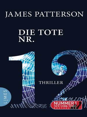 cover image of Die Tote Nr. 12