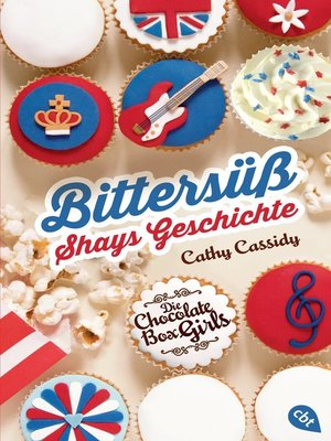 cover image of Die Chocolate Box Girls