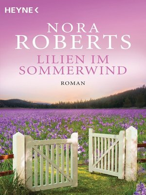 cover image of Lilien im Sommerwind