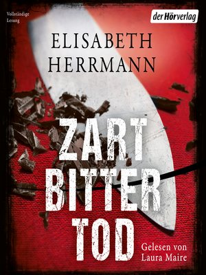 cover image of Zartbittertod