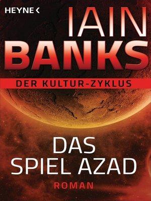 cover image of Das Spiel Azad