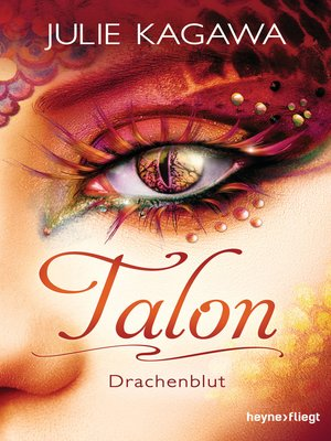 cover image of Talon--Drachenblut
