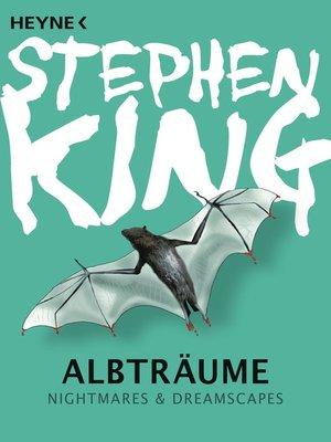 cover image of Albträume